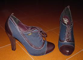 "Bev's ""deal shoes"""