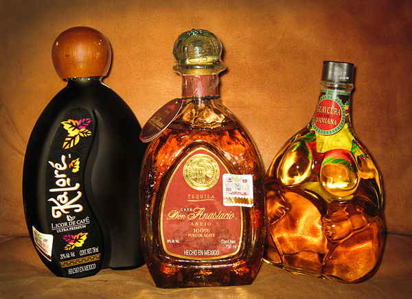 What trip to Cabo would be complete if you failed to bring back a stellar top shelf Tequila Añejo and a couple of friends?