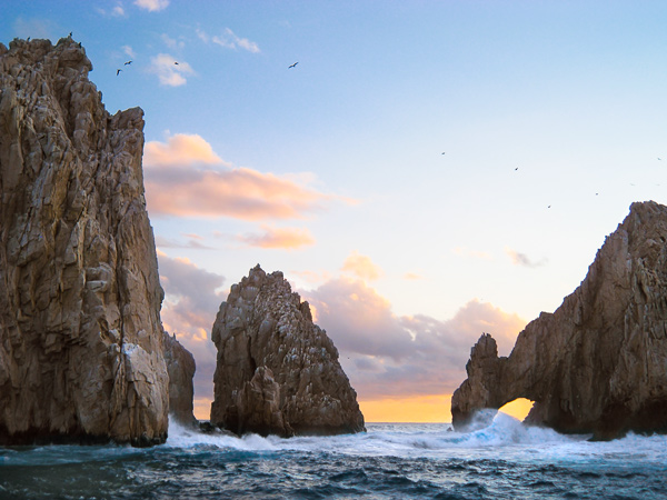 El Arco de Cabo San Lucas at Lands End, Cabo San Lucas