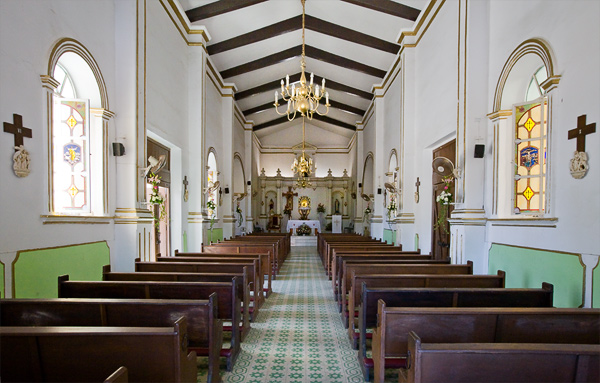 Sanctuary of the Mission San Jose del Cabo Anuiti