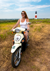 Fun times at Sankaty Head Lighthouse