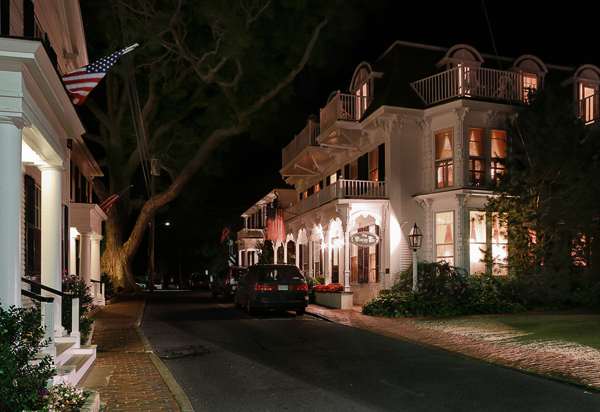 Victorian Inn - Edgartown, Martha's Vineyard