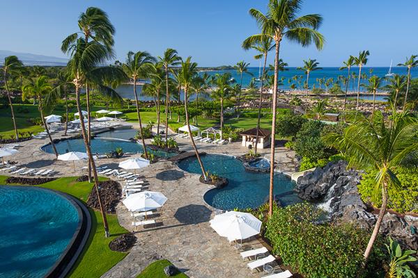 Waikoloa Beach Marriott, Hawaii