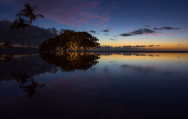 Now THAT'S an Infinity Pool. Wailea Beach Marriott Resort & Spa, Maui. © Carl Amoth